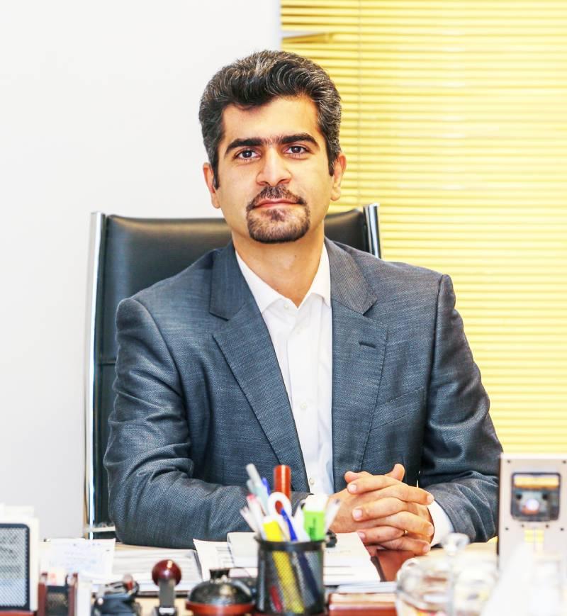 علیرضا بیجار - قائم مقام مدیر عامل شرکت شقایق