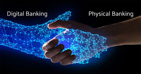 موفقیت آیندهی بانکها در گرو توازن خدمات حضوری و دیجیتال خواهد بود.